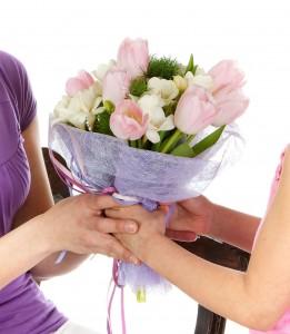 livraison fleurs à domicile