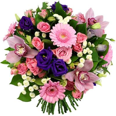 Livraison fleurs mariage nos conseils for Beau bouquet de fleurs